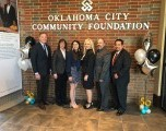 The Greater Oklahoma City Hispanic Chamber of Commerce receives a grant from the Oklahoma City Community Foundation