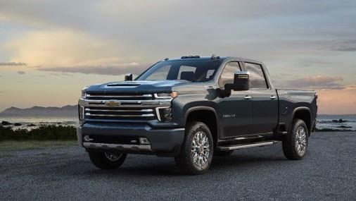 Chevrolet presentó con sorpresas la nueva Silverado HD del 2020