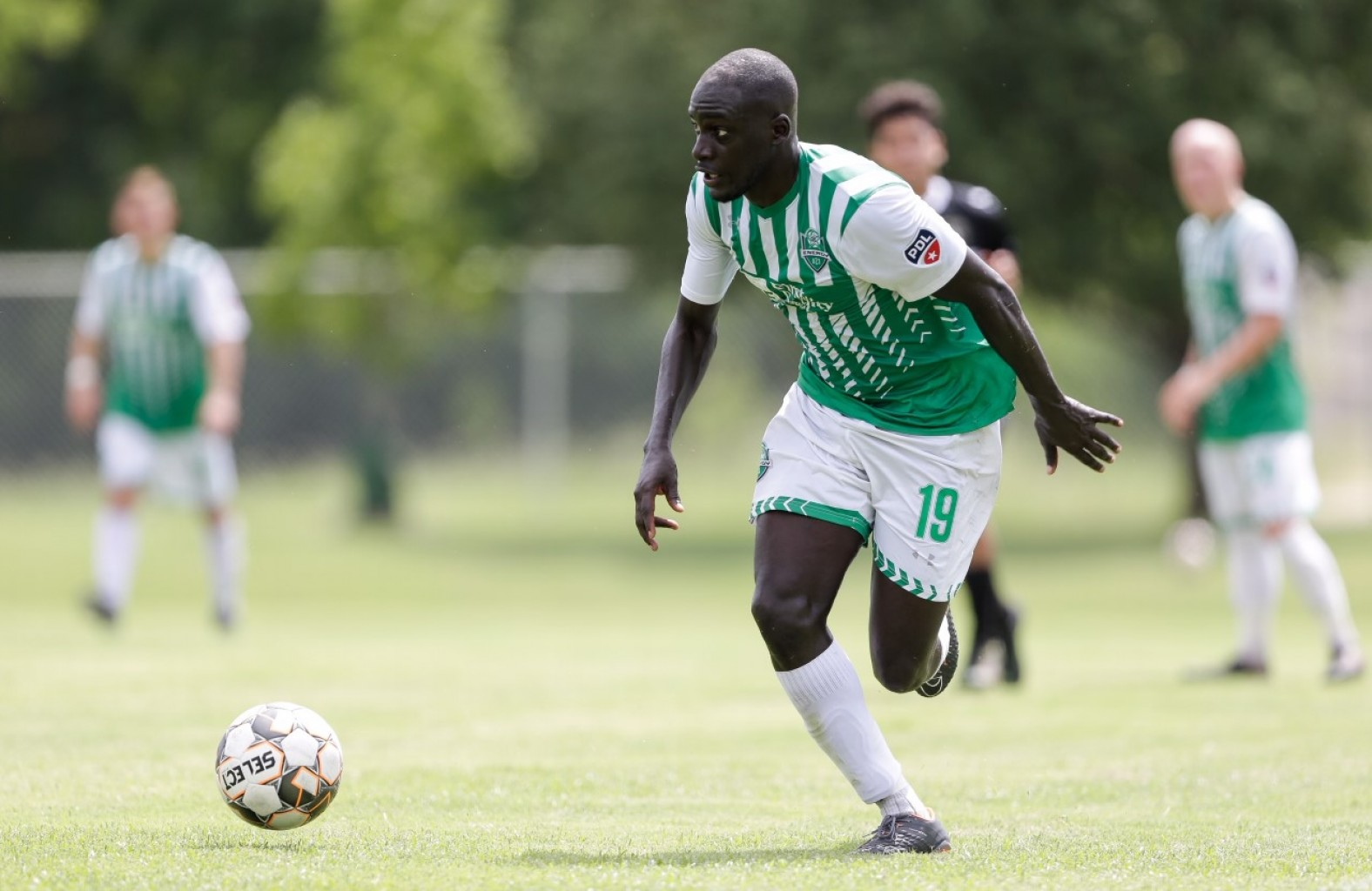 ENERGY FC SIGN U23 STANDOUT AND USAO GRAD, KAL OKOT