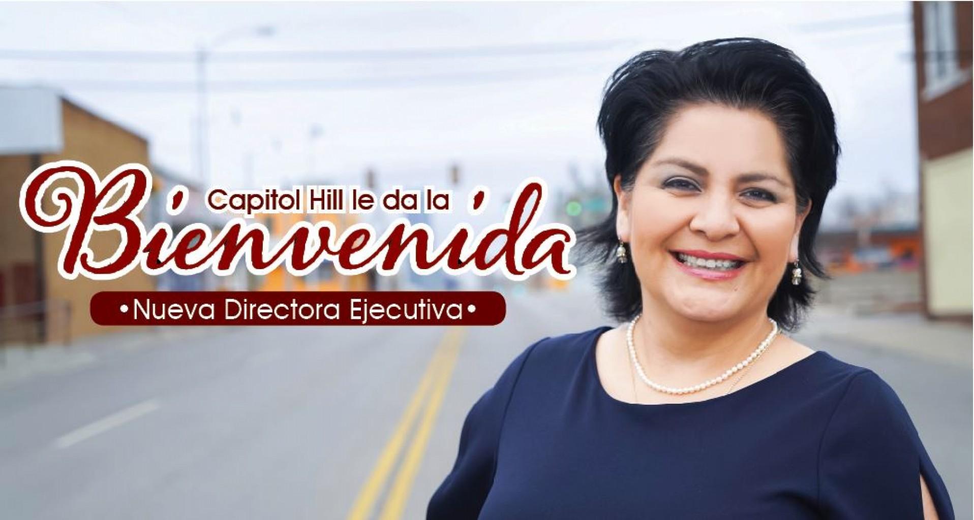 Capitol Hill le da la Bienvenida