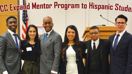 OCCC Expand Mentor Program to Hispanic Students