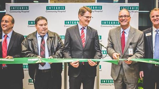 INTEGRIS Celebrates Opening of New Community Hospital in Moore