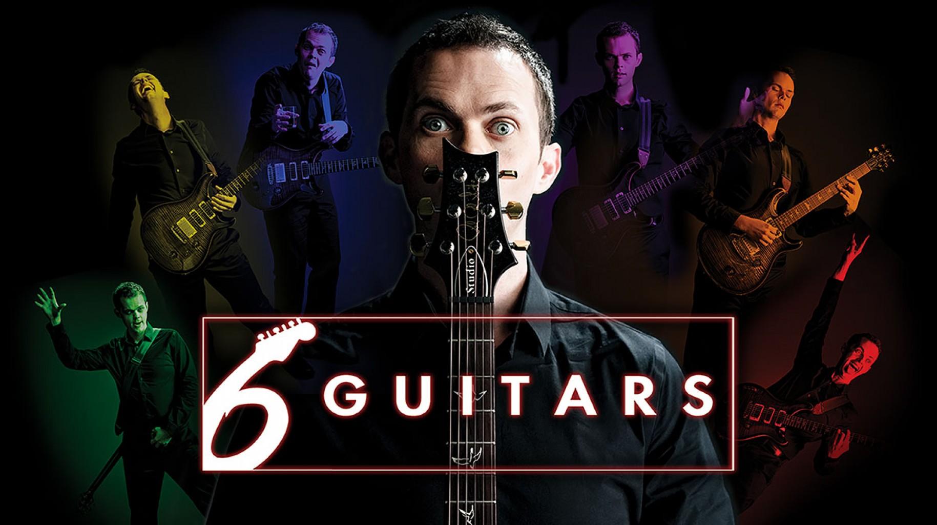 """6 Guitars"" to perform at OCCC April 9"
