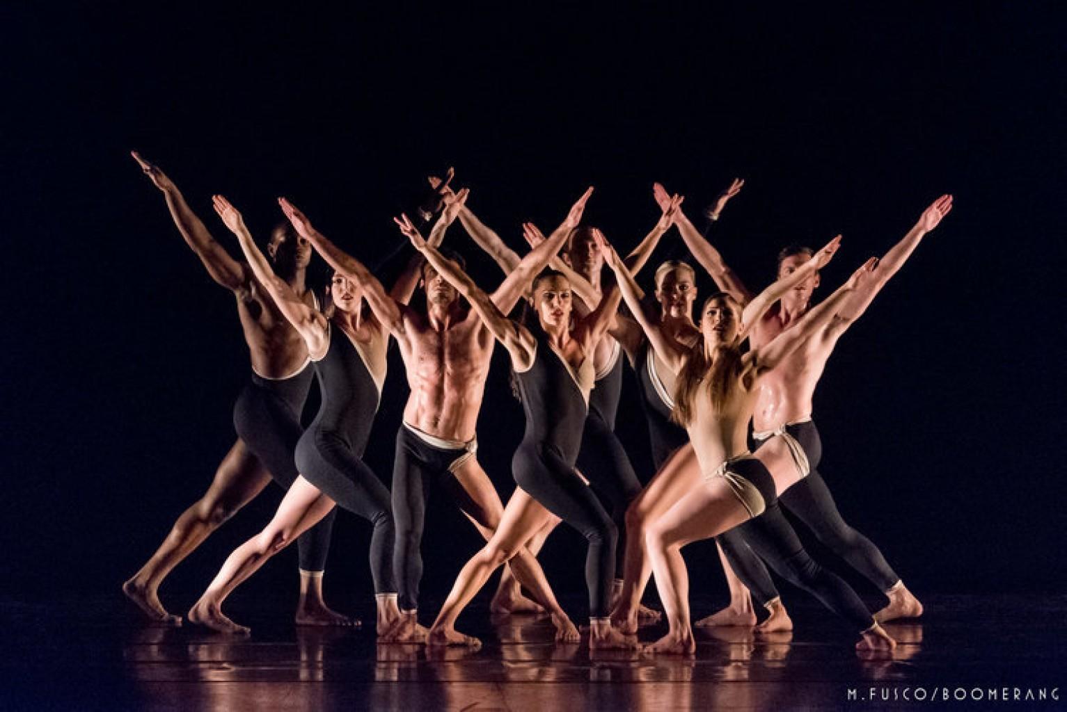 Internacionalmente reconocida compañía de danza moderna