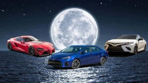 Porque la Luna no será el límite para Toyota?