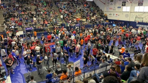 State  Powerlifting Meet