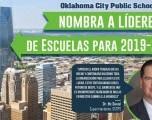 OKCPS nombra a líderes de Escuelas para 2019-20