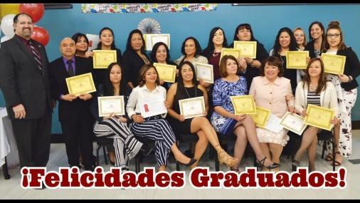 ¡Felicidades Graduados!