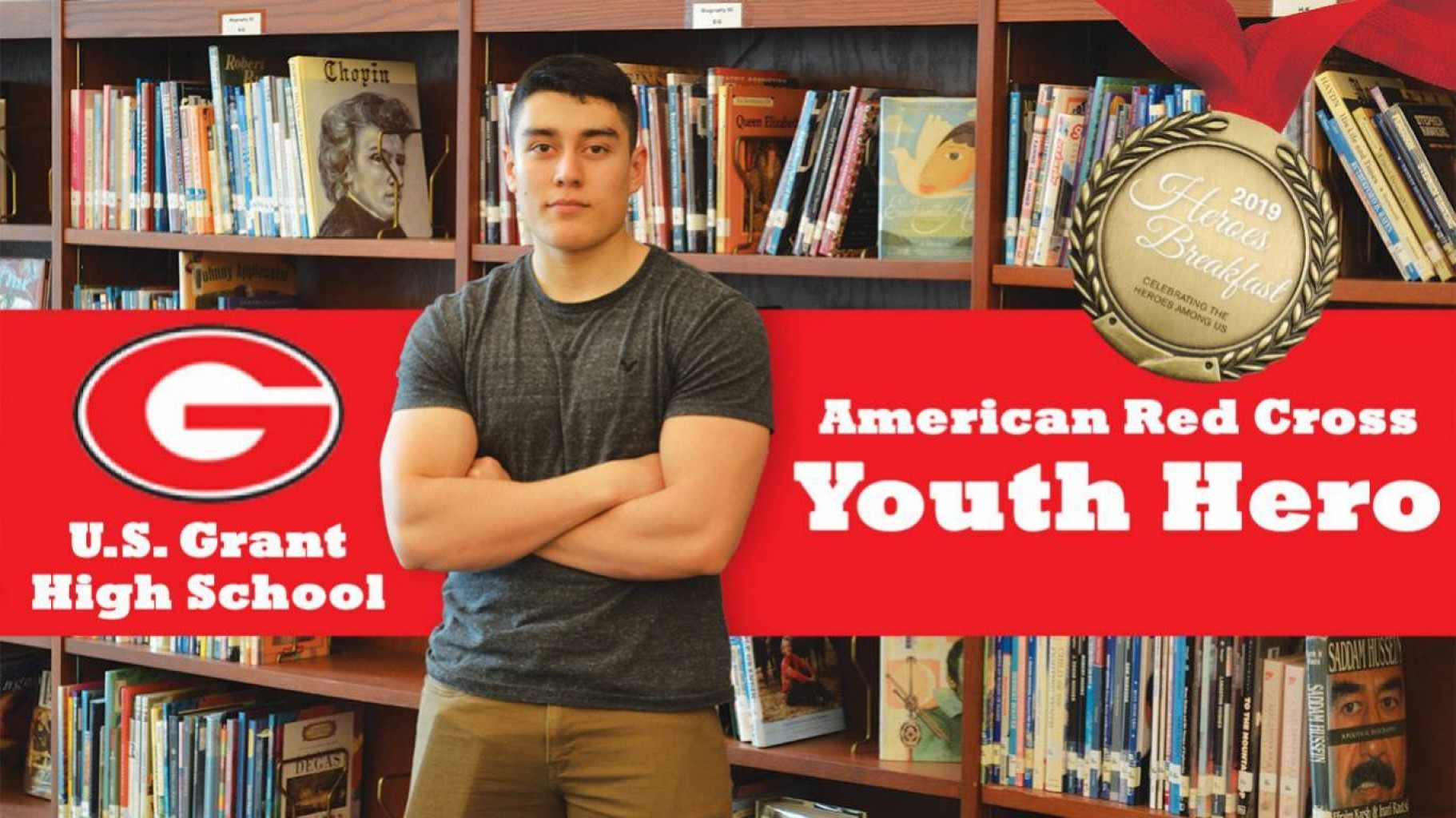 American Red Cross Youth Hero