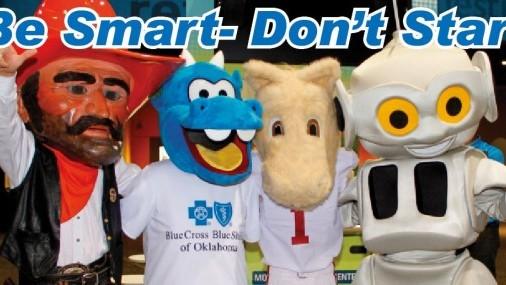 """""""Be Smart-  Don't Start"""""""