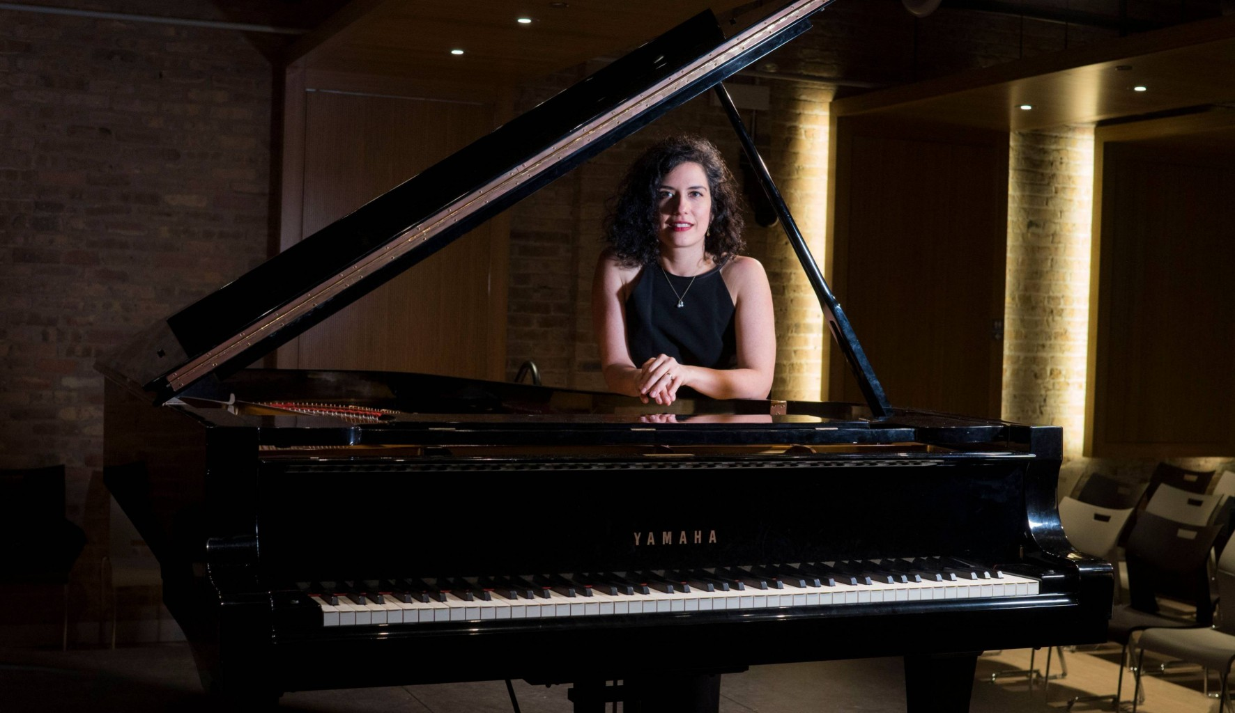 Sarai Buchanan-Arellano PIANISTA CLASICO | TALENTO MEXICOAMERICANA