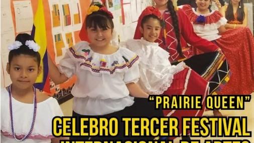 """""""Prairie Queen"""" Celebro Tercer Festival Internacional de Artes"""