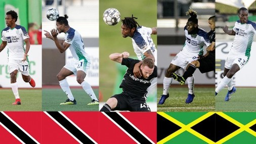 FIVE ENERGY FC PLAYERS SELECTED TO PROVISIONAL GOLD CUP ROSTERS
