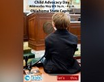 For the Children: May 8: A Day at the Capitol for Oklahoma's Children