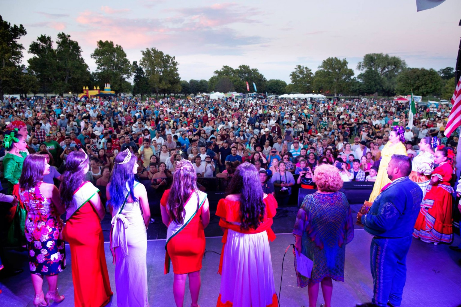 Oklahoma's Largest Cinco de Mayo Festival  to be Held at Wiley Post Park