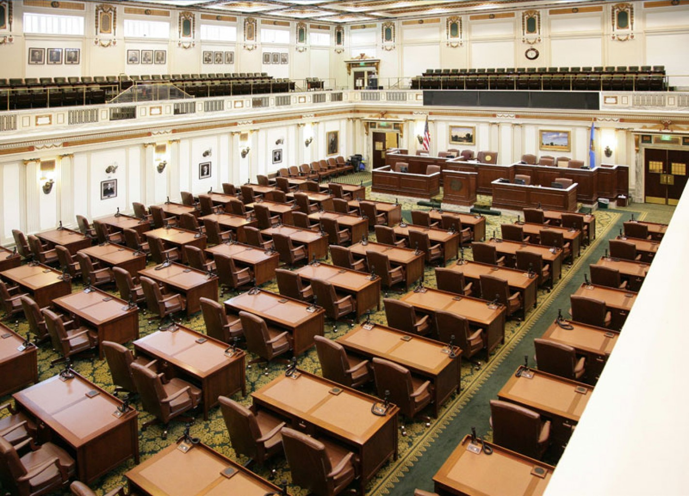 House Passes $8.1 Billion State Budget Budget Puts $230 Million into Savings, New Money into Classrooms, Teacher Pay Raises and Healthcare