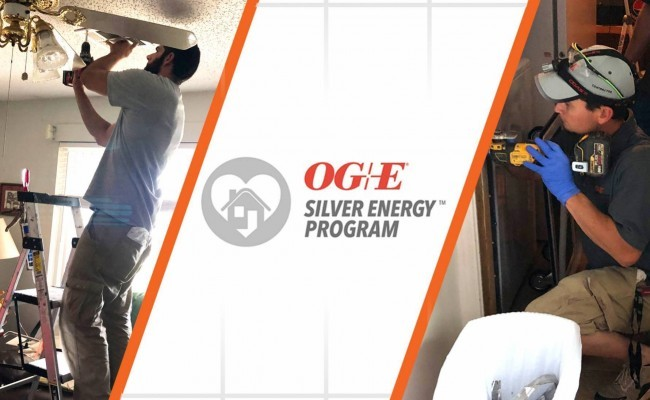 Silver Energy sweeps through south Oklahoma City