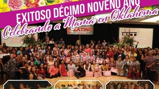 Exitoso Décimo Noveno Año Celebrando a Mamá en Oklahoma