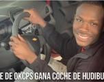 Estudiante de OKCPS gana coche de Hudiburg