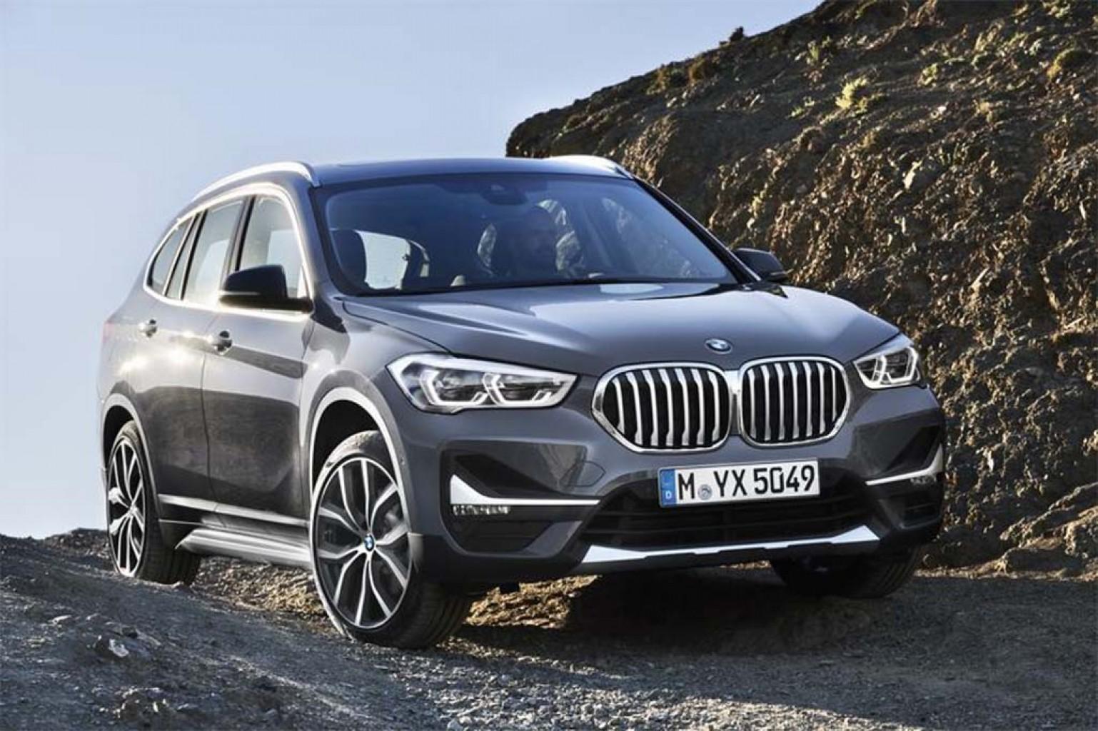 BMW mostró un renovado X1 del 2020