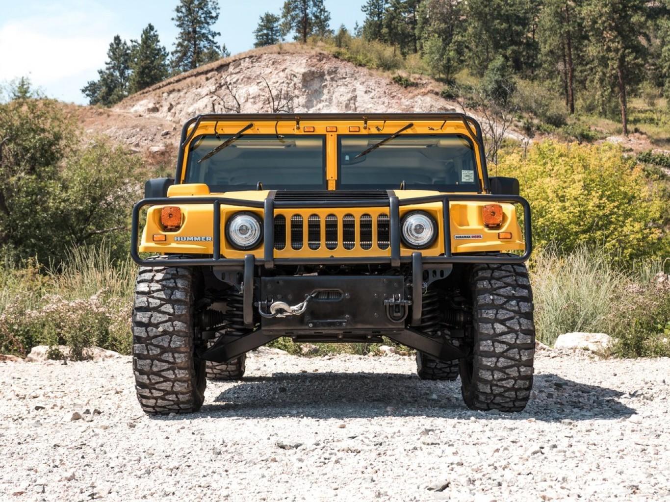 General Motors quiere resucitar a un Hummer más verde