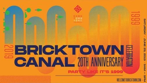 Bricktown Canal celebra su 20o Aniversario