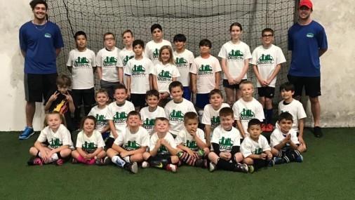 SoccerCity OKC Summer Camps