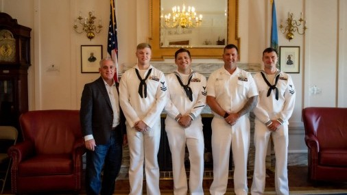 Oklahoma City Navy Week
