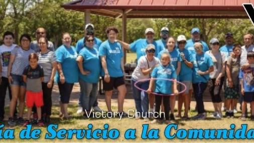 Día de Servicio a la Comunidad