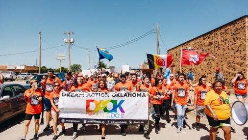 Dream Action Oklahoma pide Poner Fin al   encarcelamiento Infantil