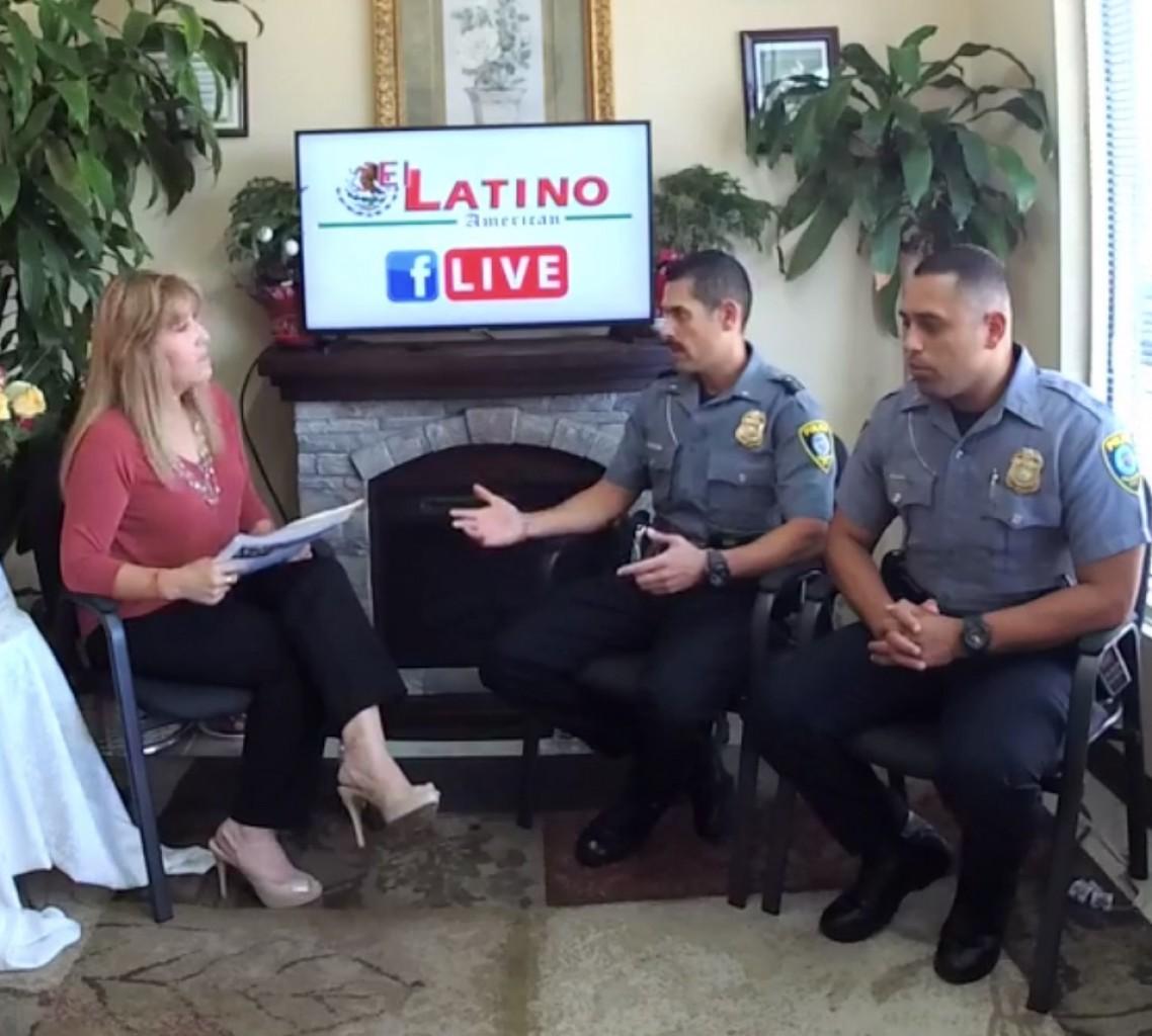 Dpto. de Policía pide Apoyo para Emplear A MÁS DE 100 LATINOS