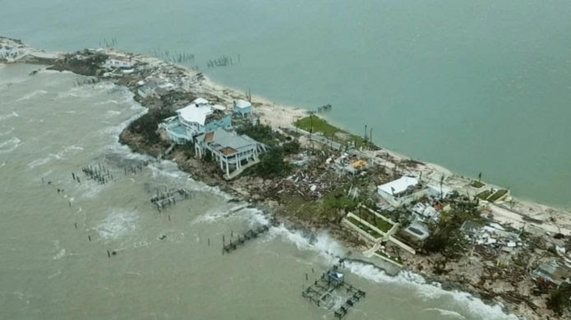 Asciende a 7 el número de muertos en Bahamas por el paso del huracán