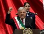 Presidente mexicano promete frenar la violencia y la Corrupción