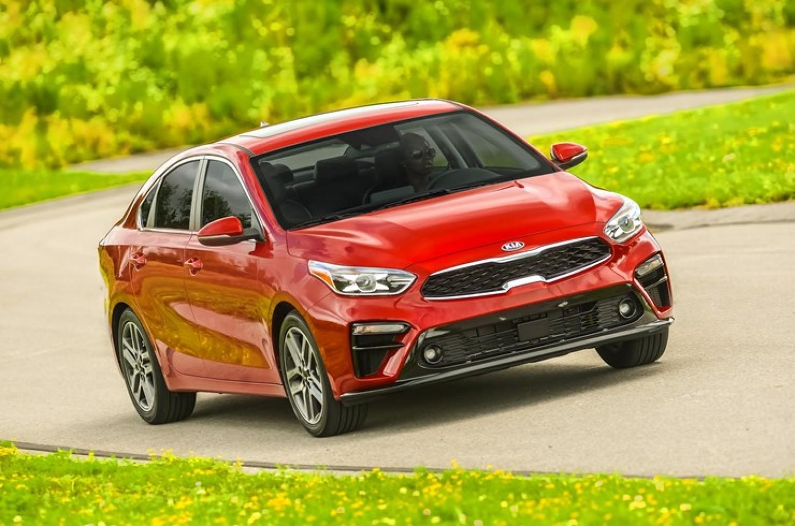 Kia tuvo un Agosto para celebrar con récord de ventas en sus vehículos