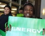 Jugadores de Energy FC Motivan a los jóvenes a Soñar en Grande