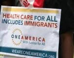 Juez bloquea requerimiento de seguro de salud para migrantes