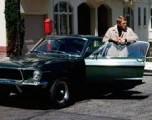 El Mustang 1968 de la película