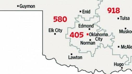 OCC aprueba el Plan para agregar nuevo Código de Área a 405