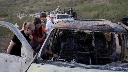 Identifican a 40 sospechosos de matanza en norte de México