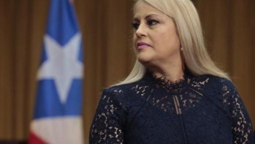 Manifestantes exigen renuncia de gobernadora en Puerto Rico