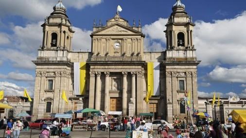 Nuevo Servicio a la Ciudad de Guatemala