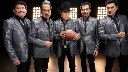 Los Tigres del Norte Se Unen A Super Bowl LIV