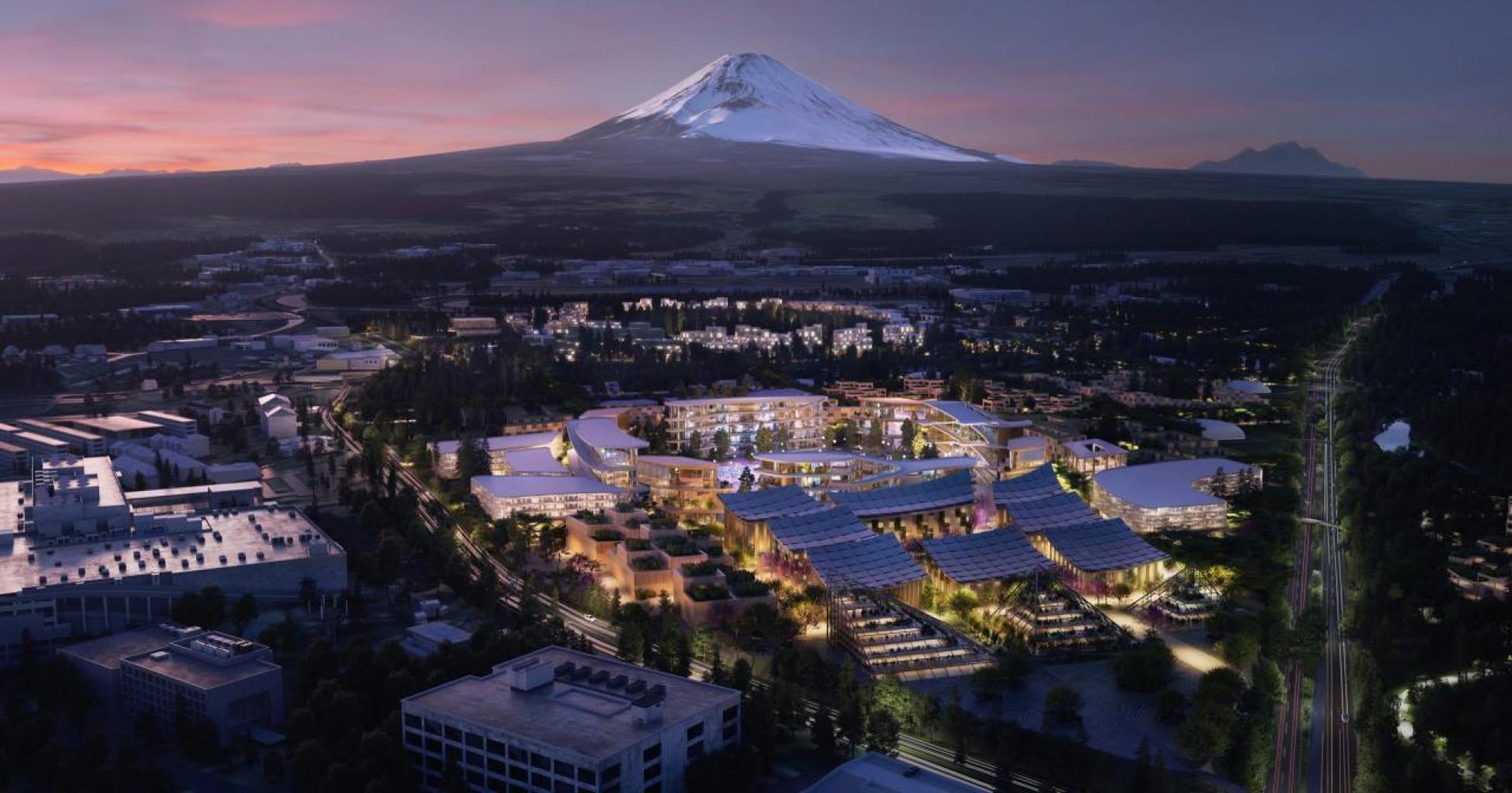 Toyota reveló planes para construir un prototipo de la ciudad del futuro