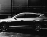 Genesis mostró las imágenes del primer SUV de la marca