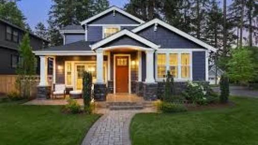 Ahorre para El Pago inicial en una casa