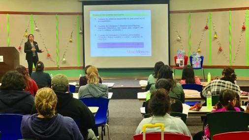 El Latino American presenta: ¡EDUCACIÓN PARA MEJORAR EL PODER ECONÓMICO!