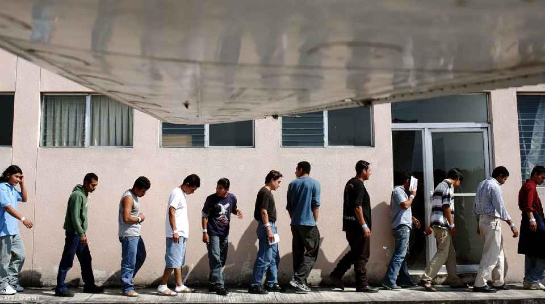 DEPORTACIÓN CON ESCALAS: Estados Unidos envía  migrantes a Guatemala