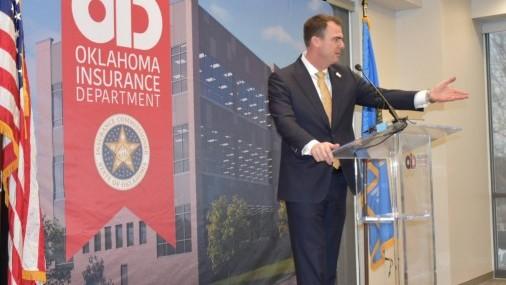 Oklahoma Insurance Department Celebra nueva Instalación