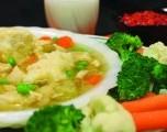 Receta de la Semana Pollo y Dumplings