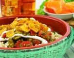 Receta de la Semana: Pollo Asado con  Tomatillo y Arroz
